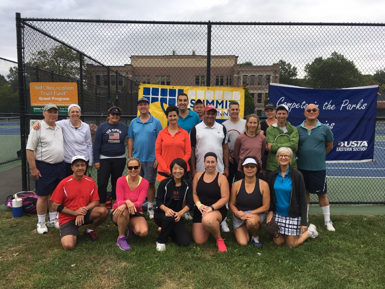 STA Mixed Doubles Tournament