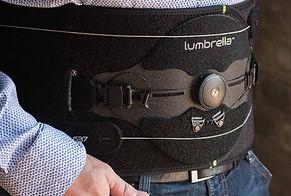 Lumbrella active support