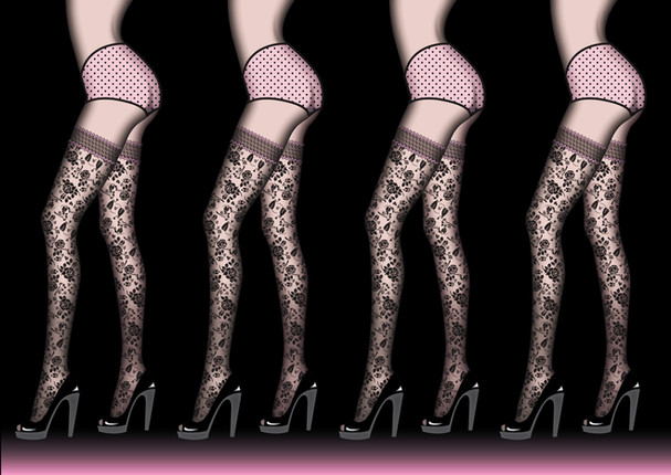 Legs x 4