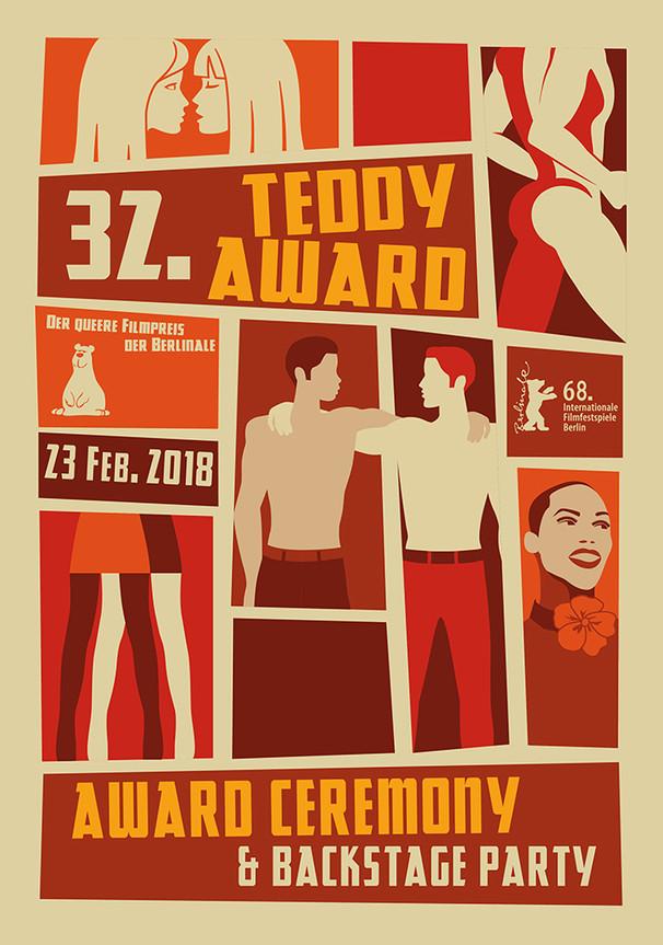 Teddy Award Poster 2018
