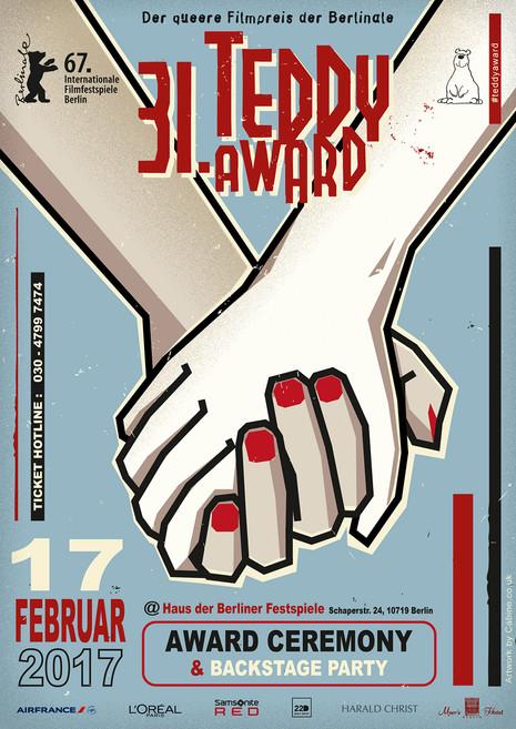 Teddy Award Poster 2017