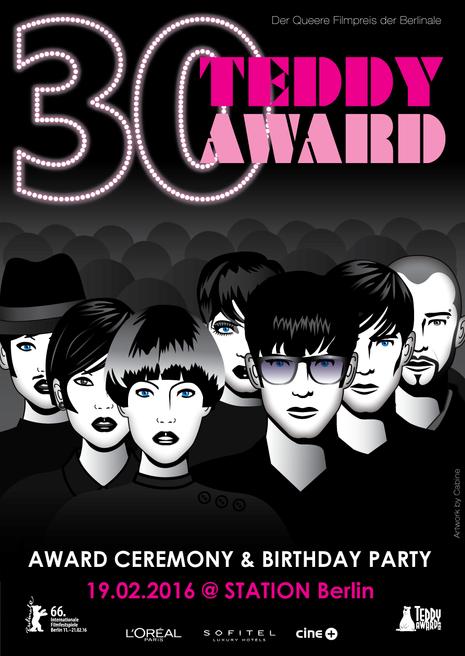 Teddy Award Poster 2016
