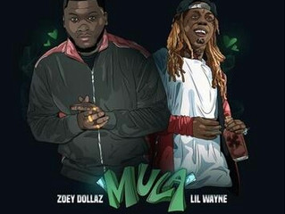 "Zoey Dollaz Teams Up With Lil' Wayne for ""Mula (Remix)"""