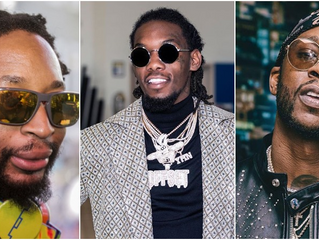 "Lil' Jon Teams Up With Offset and 2 Chainz for ""Alive"""