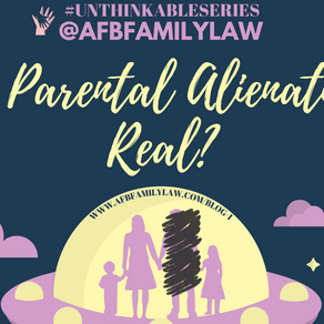 [Unthinkable Series] Is Parental Alienation Real And How To Fix It?