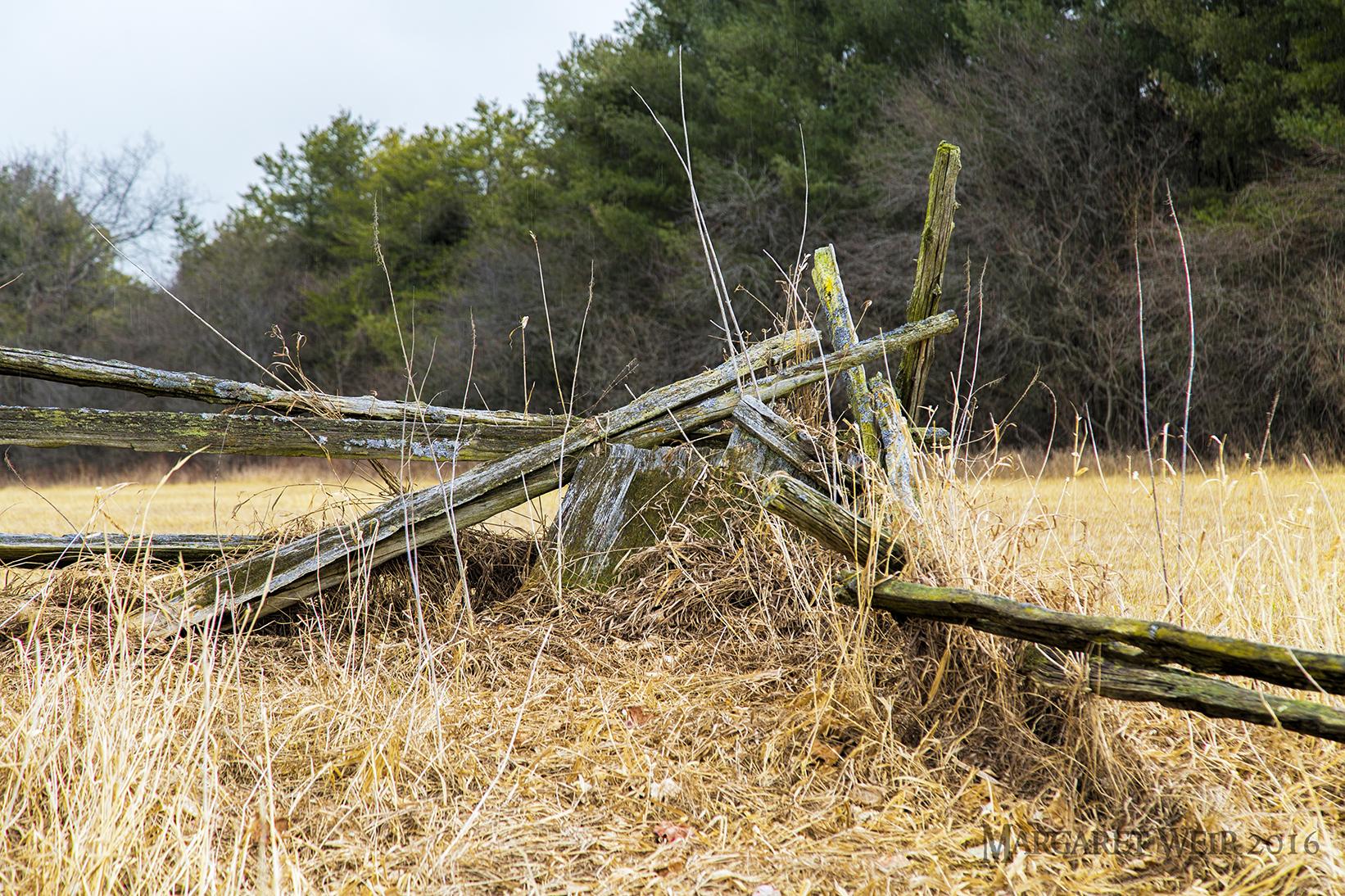 Fence in a Haystack