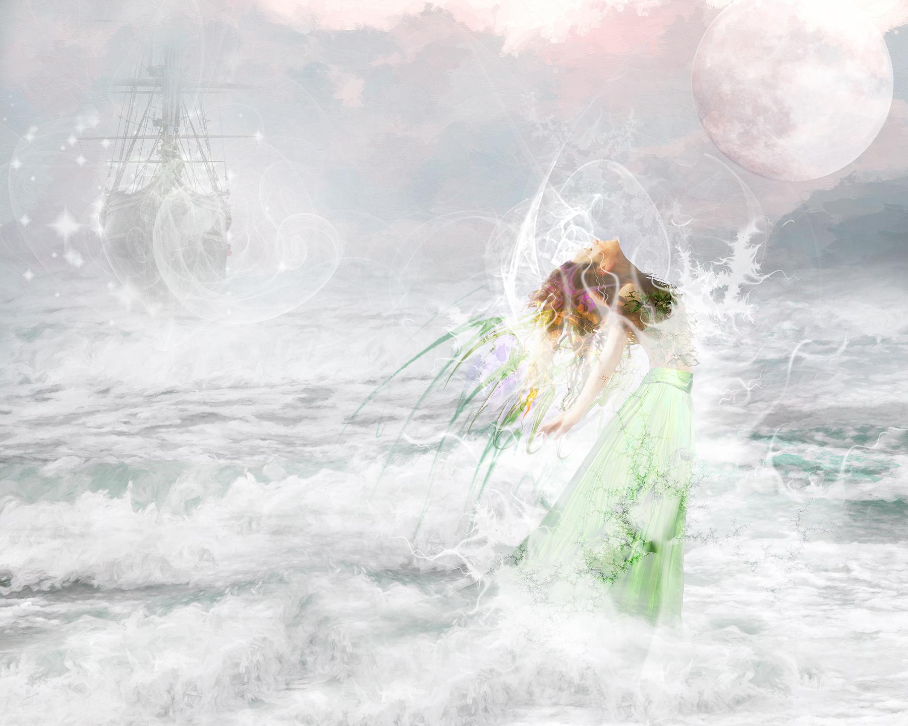 Rapture at Sea 2