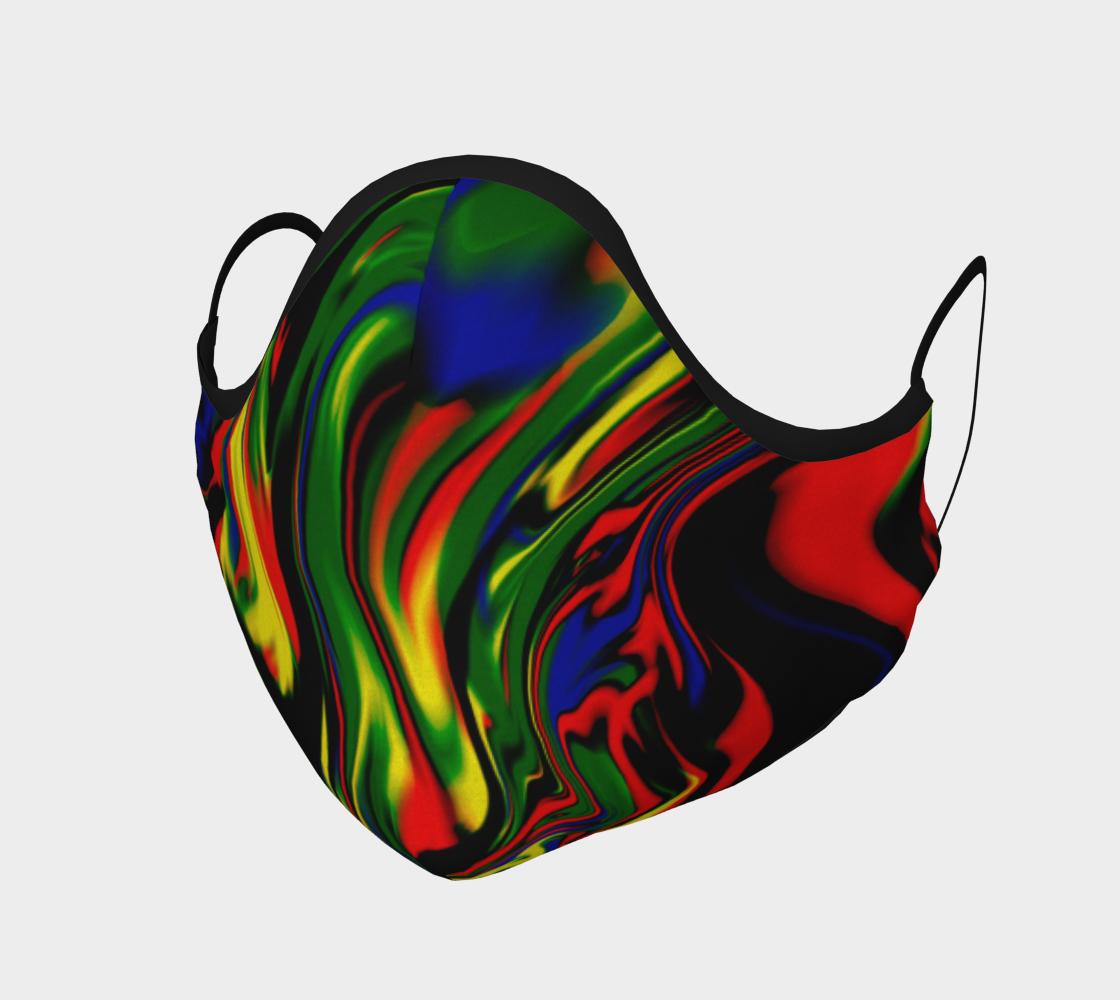Liquid Color multicolour