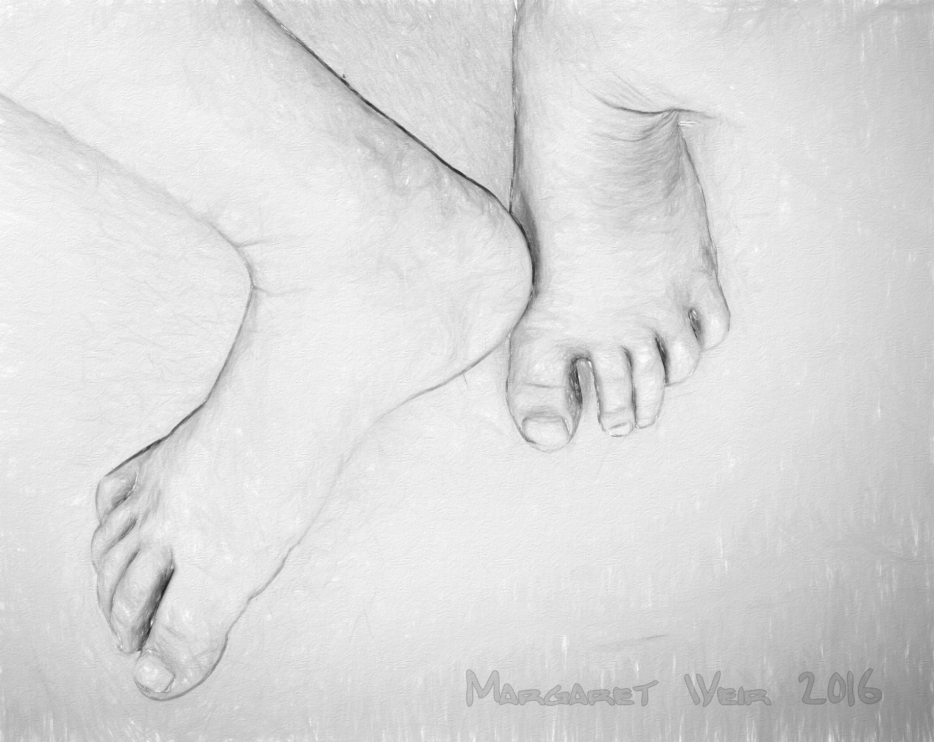 Grubby Feet