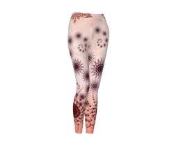 Wrapping Paper Leggings