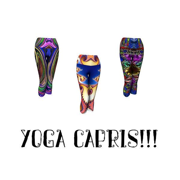 yoga capris