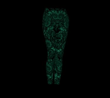 Gentle Green Leggings