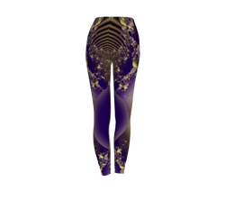 Zoomify Fancy Leggings Back