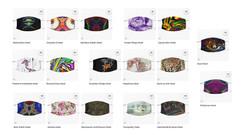 Masks samples