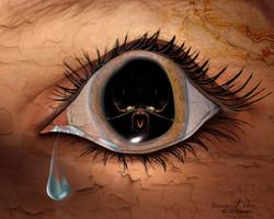 Something in My Eyecan't See