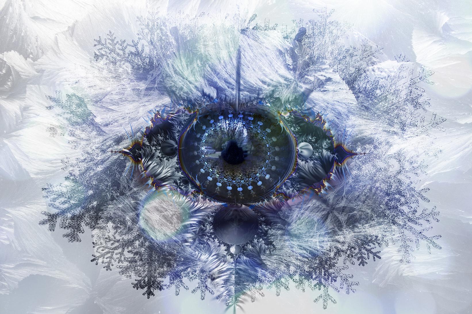 Frosty-Eyed