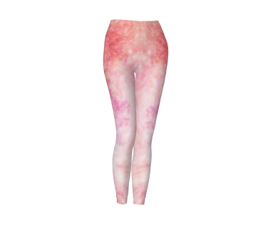 Pink Blast Leggings