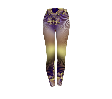 Zoom Leggings Back