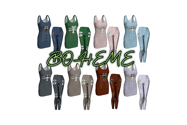 Boheme collection