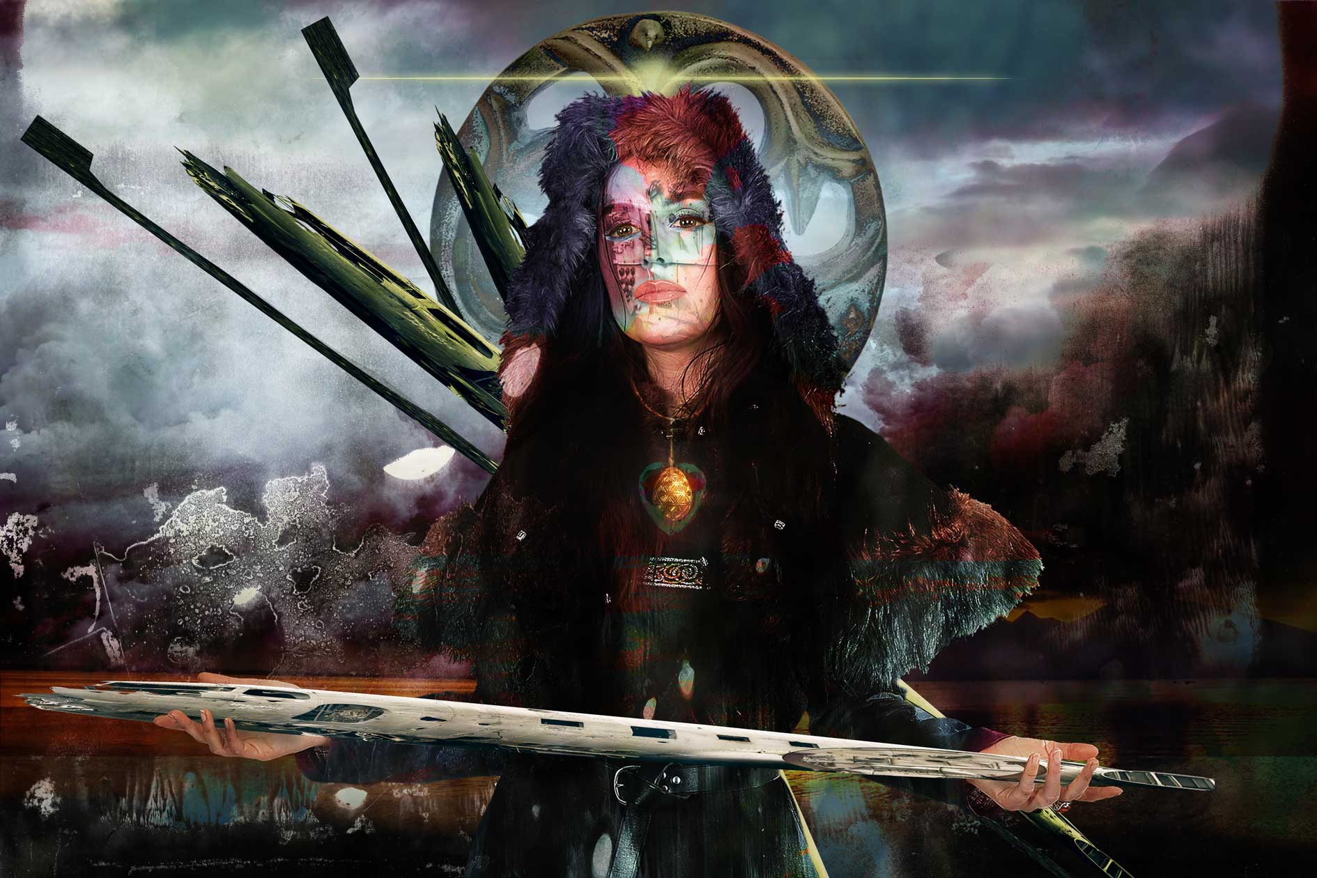 Ulfhild - Keeper of the Hidden Heart