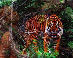 Molten Jungle