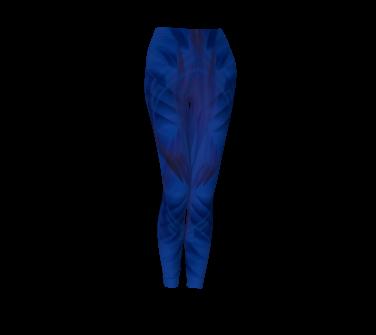 Psych Blue Leggings