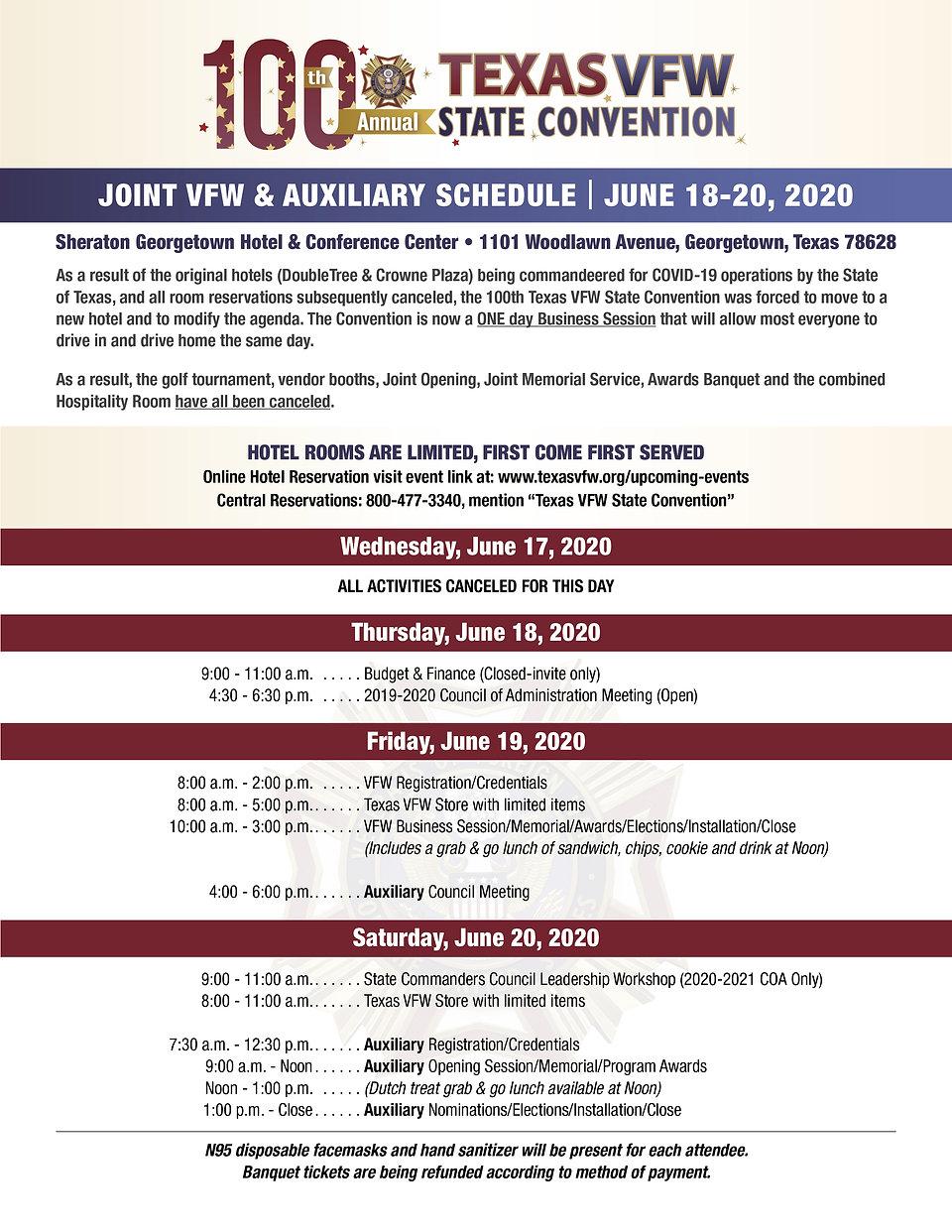 100th Annual Convention Schedule.jpg
