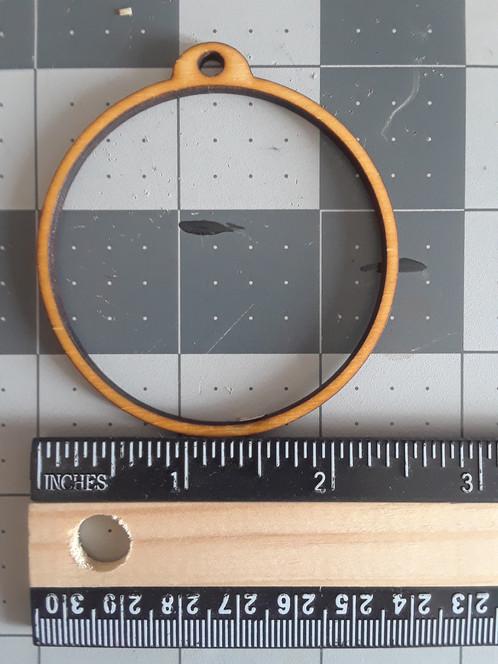 Round Ornament Blanks