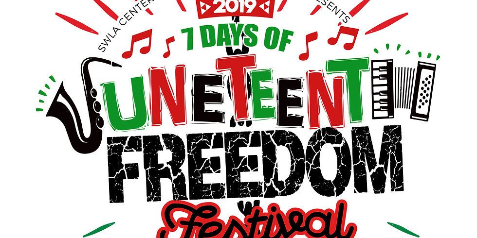 Seven Days of Juneteenth Freedom Festival (1)