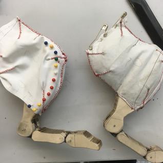 Sewing Legs