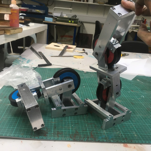 Pulley Construction 10