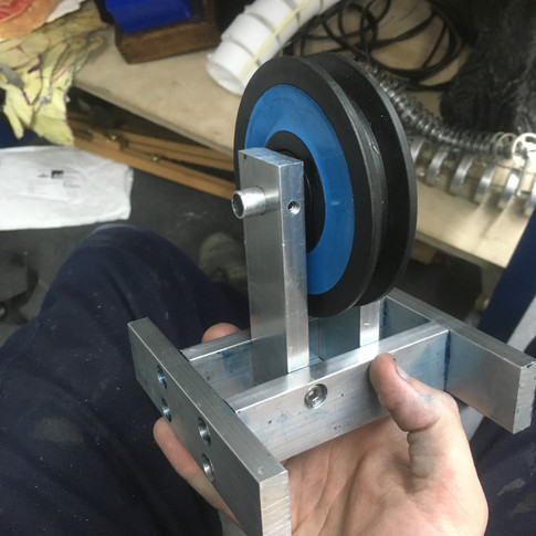 Pulley Construction 5