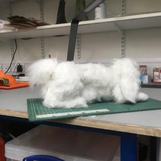 Finished Rabbit 2
