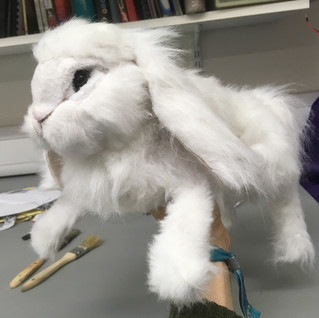 Finished Rabbit 10