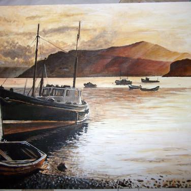 Portree Harbour