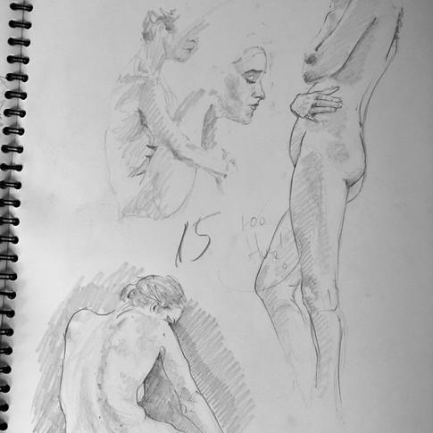 Life drawing 8