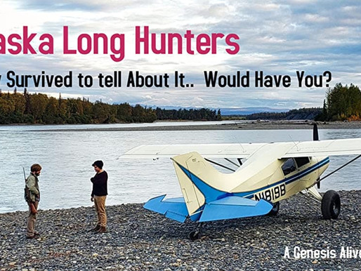 Alaska Long Hunters and process of making: An interview with Mark D. Rose