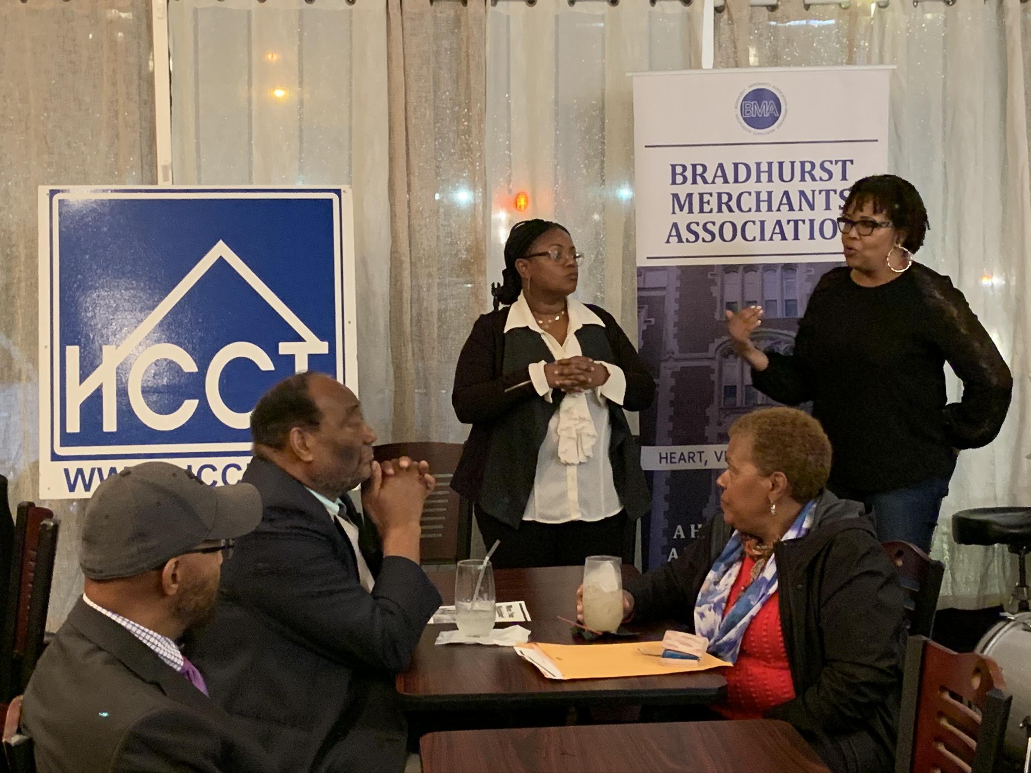 Bradhurst Merchant Association