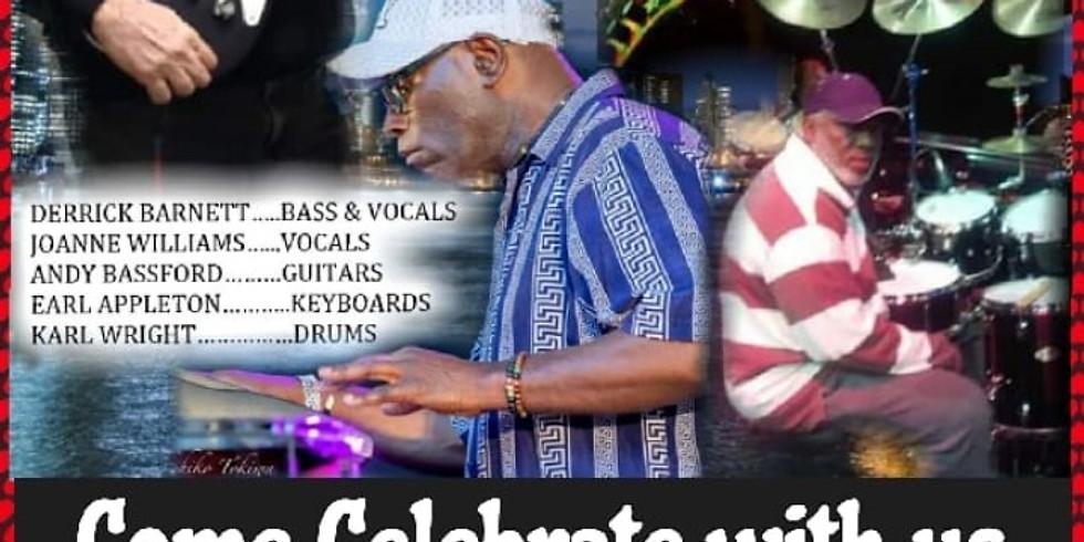 Pre Valentine Jamaican JazzMatzz