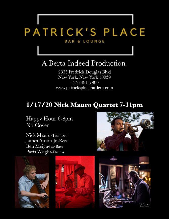 Nick Mauro quartet