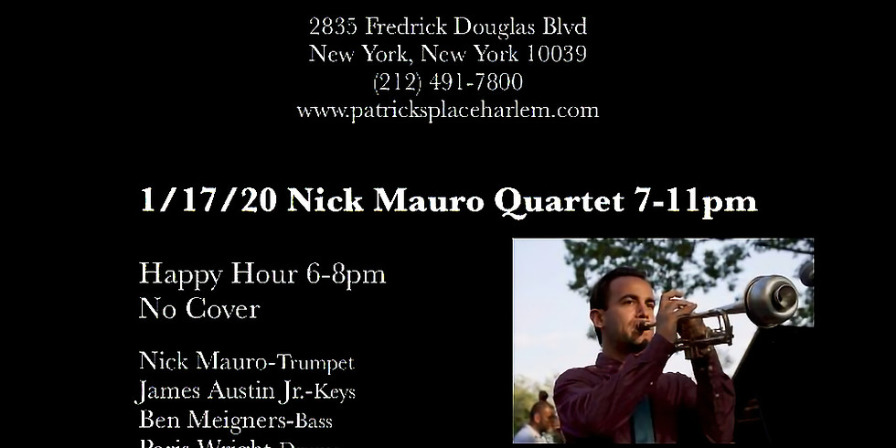 Nick Maruo Quartet