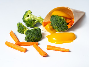 Healthy Cones Veggies