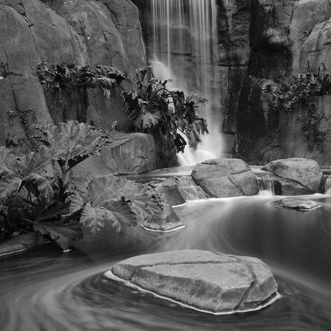 Slow Motion. Huntington Falls. San Francisco. Copyright © JZeppelina