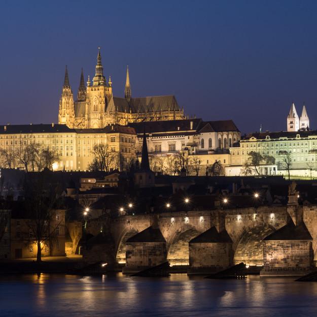 Sketches Of Prague