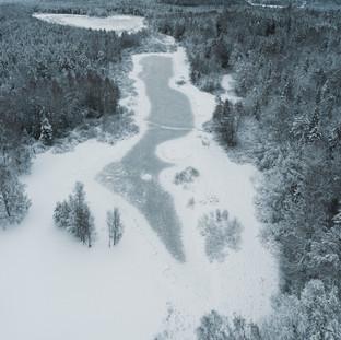 Fog Lakes . Mõdriku. Estonia. Copyright © JZeppelina