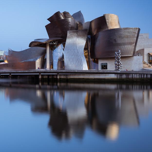Guggenheim Reflections