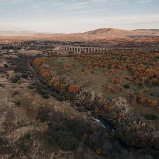 Where The River Flows. Sierra de Guadarrama. Madrid. Copyright © JZeppelina
