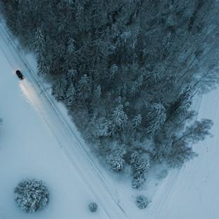 Winter Getaway. Mõdriku. Estonia. Copyright © JZeppelina