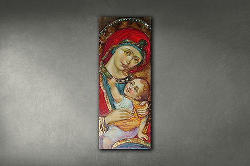 "Original ""Virgin Mary with Child II"""