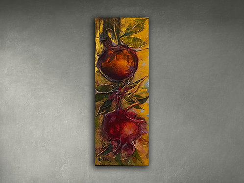 """Original """"Pomegranate"""""""